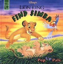 Disneys the Lion King: Find Simba (Pop-Up Pals)