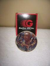 Kareem Abdul Jabbar Los Angeles Lakers Gartlan Miniature 3 Inch Collector Plate