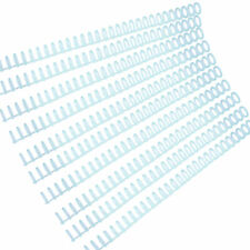 Kw Trio 10pcs 30 Hole Loose Binders Binding Spines Combs H3e9