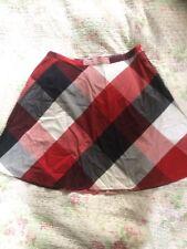 Delightful TOMMY HILFINGER Check Pattern Full Skirt-size 12. Hardly Worn VGC
