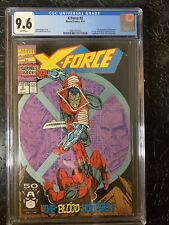 X-Force 2 - 2nd Appearance Of Deadpool  CGC Graded 9.6