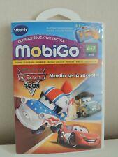 Jeu Mobigo - Cars - Martin se la raconte - Disney