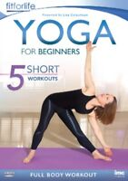 Nuovo Yoga For Beginners DVD