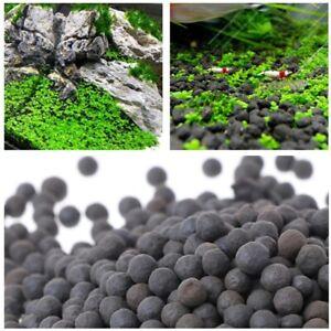 Water Plant Fertility Substrate Aquarium Plant Soil Gravel For Fish Tank Decorat