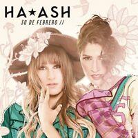 30 De Febrero - Ha Ash CD Sealed ! New !