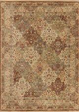 Garden Design Bakhtiari Oriental Area Rug All-Over Living Room Carpet 8x11