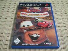 Disney Pixar Cars Hook International für Playstation 2 PS2 PS 2 *OVP*