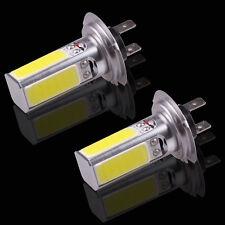2x H7 20W Car LED COB Bulb Fog Driving Head Light Lamp Xenon White 12V Practical