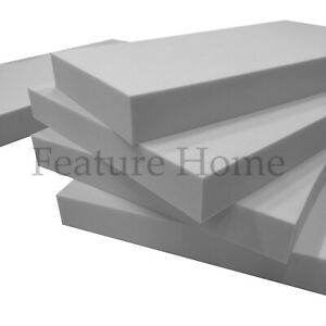 High-Density Upholstery Foam - 1 Piece - Sizes are in the message sent picture