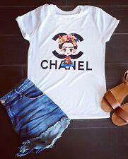 Frida kahlo t shirt new S,M,L,XL AND 2XL send message forsize