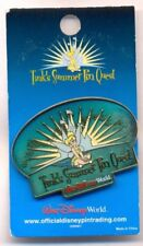 Disney Tinker Bell Summer Pin Quest LE Logo Pin