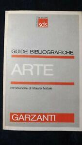 Guida bibliografica ARTE Garzanti, 1988