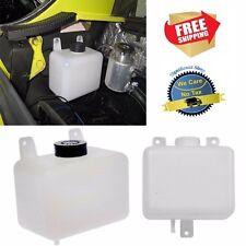 Universal Car Truck Radiator Coolant Reservoir Overflow Bottle Tank Cooling Flow