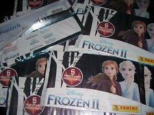 PANINI Frozen II Disney PHOTOCARDS new closed 10 sachets