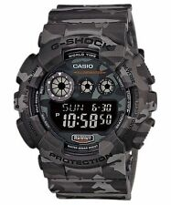 Casio Digital Sport Mens G Shock Grey Watch Gd-120cm-8d
