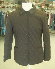 Burberry London Quilted Brown Women's Jacket