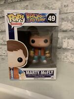 Marty McFly Back To The Future Pop Funko Movies #49 NEW
