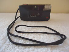 """Vintage Concord AFF F3.5 34mm Camera """" GREAT COLLECTIBLE ITEM """""""