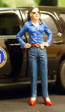 23931, Detective III, 1:24, American Diorama