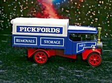 MATCHBOX MODELS OF YESTERYEAR 1922 FODEN STEAM LORRY 30/08/2019/06