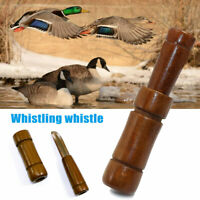 Wood Duck Hunting Call Whistle Mallard Buck Dog Whistles Hunting Tool