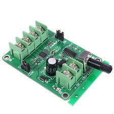 DC 5V-12V Brushless Motor Driver Board Controller für 3//4 Draht Hard Drive Motor