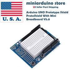 Arduino UNO Prototyping Prototype Shield ProtoShield V5.0 Mini Breadboard 3280