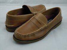 Sperry Top-Sider  Penny Loafer Shoes Men's Size 9 Brown Leather