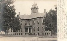 Rppc High School in Port Allegany Pa 1908