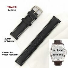 Timex repuesto Pulsera t42491 Expedition traditional - 20mm-universal LW