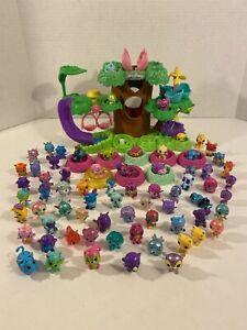 Hatchimals Colleggtibles Lot w/ Treehouse Nursery Playset