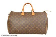 Louis Vuitton Monogram Speedy 40 Hand Bag M41522 - G00920