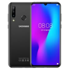 DOOGEE N20 4GB+64GB 4350mAh 6.3 inch Waterdrop Notch Screen Android 9.0 Phone