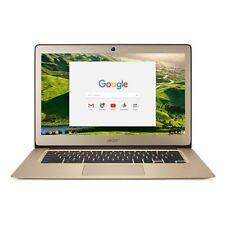 """Acer Chromebook CB3-431-C69V Laptop 14"""" Celeron 2GB 32GB Chrome OS Gold"""