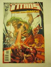 January 2009 DC Comics The Titans Have Met Their Match! #7  <VF/NM> (JB-78)
