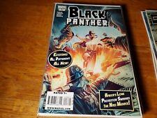 BLACK PANTHER #6 - 1940's 1:10 Variant - Marvel Comics 2009 - NM!