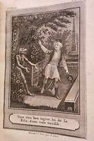Leprince de Beaumont,Le Magasin des enfans ou dialogues d'une sage*carte + illus