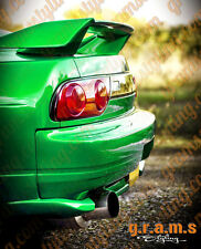 Nissan S13 180SX Silvia Type-X Style Rear Bumper Spats for Performance Racing V6