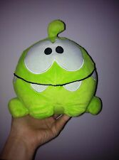 Soft stuffed toy om nom sweet animal friend 19cm cut the rope frog kid baby toy