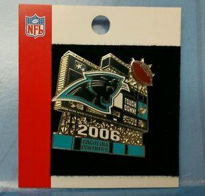 2006 Carolina Panthers Touchdown Pin NFL PIN