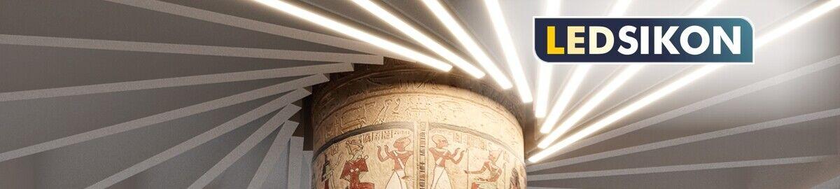 LEDsikon® - LED's make Light!