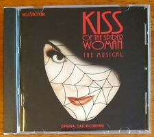 Kiss of The Spider Woman - Original Cast CD - Buy 1 Item, Get 1 to 4 at 50% Off
