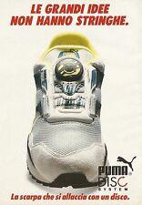 X2848 PUMA Disc System - Pubblicità 1991 - Advertising