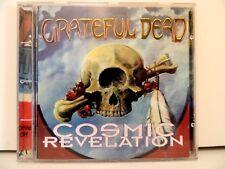 Grateful Dead CD Cosmic Revelation , Live At Englishtown-10/27/77