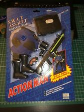1993 Hasbro Action Man SWAT Mission Gear Sealed