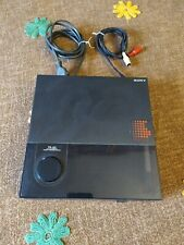 SONY  PS Q3 GIRADISCHI  TURNTABLE SYSTEM VINTAGE  FUNZIONANTE