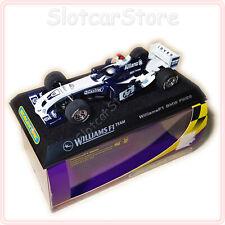 """Scalextric C2583 Formel 1 BMW Williams F1 FW26 2004 """"No.3 Montoya"""" 1:32 Auto"""