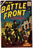 BATTLEFRONT #46 4.0 CREAM/OFF-WHITE PAGES SILVER AGE ATLAS WAR