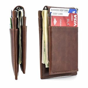 The Latcher and The Rȳd: Modular Minimalist Capable Wallet(s) - Genuine Leather