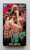 Shake Dance The Movie VHS Xenon Pictures OOP HTF